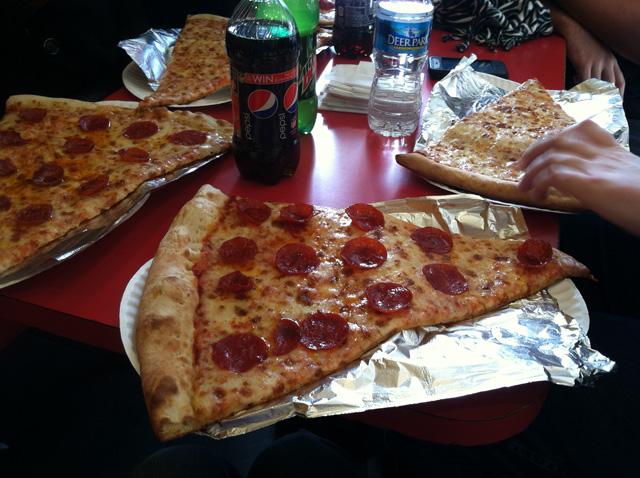 Jumbo Slice