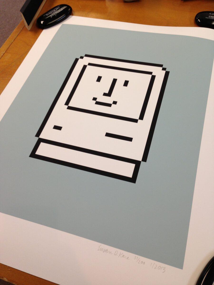 Susan Kare print