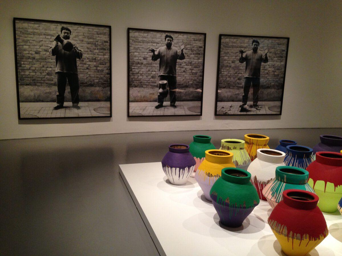 Hirshhorn Ai Weiwei exhibit