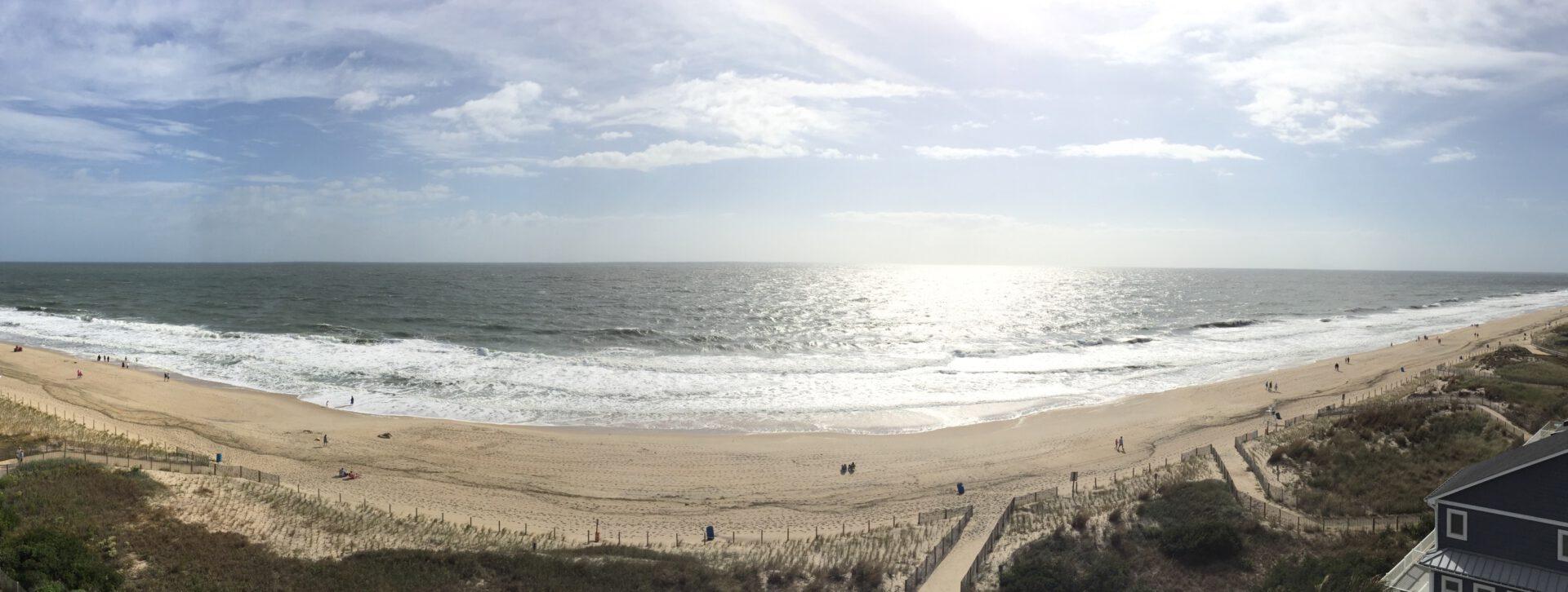 Ocean City panorama